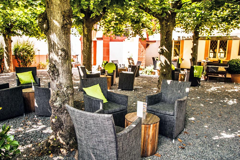 Restaurant Klosterschenke Trier - Essen und Trinken à la carte ...